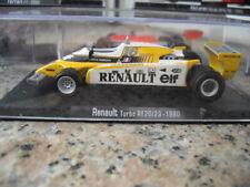Renault Turbo RE 20/30 Arnoux Formula One Grand Prix Rennwagen 1:43 Formel 1