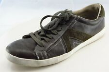 GUESS Shoes Size 10.5 M Gray Fashion sneakers Leather Men