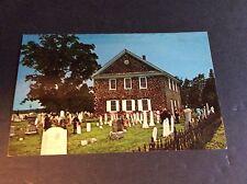 Old Stone Church Fairfield, Cumberland County, New Jersey Postcard