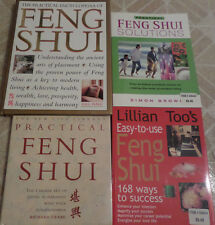 4 Fen Shui Books