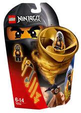 LEGO® Ninjago 70741 Airjitzu Cole Flieger NEU & OVP Gold Shurikens Coles Beil