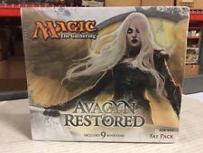Magic The Gathering Avacyn Restored Fat Pack For Card Game MTG CCG TCG Rare
