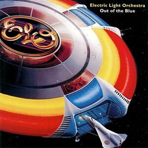 ELO ( ELECTRIC LIGHT ORCHES...-OUT OF THE BLUE (OGV) VINYL LP NEW