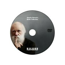 Charles Darwin: Autobiographical,Evolution,Erasmus  Books Collection 40+ On DVD