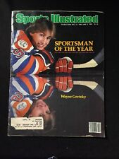 Sports Illustrated Wayne Gretzky Sportsman of the Year Issue Dec 27-Jan 3 1983