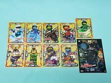 Lego® Ninjago Serie 3 Trading Cards Limitierte Auflage Karte aussuchen