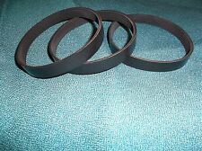 3 NEW DRIVE BELTS MADE IN USA FOR RIDGID TP13002 THICKNESS PLANER BELTS RIGID