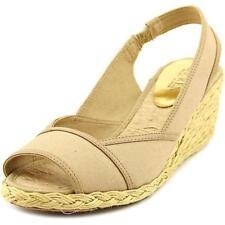 Sandali e scarpe beige Ralph Lauren per il mare da donna
