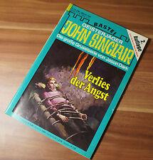 John Sinclair Geisterjäger Gruselromanheft Bastei 2. Auflage Band 159