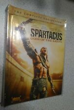 Spartacus: Gods of the Arena - The Complete Collection DVD Brand New Sealed