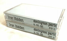 Iron Maiden - Live From Donington Park 8-20-88 Pre-recorded Cassette Tapes
