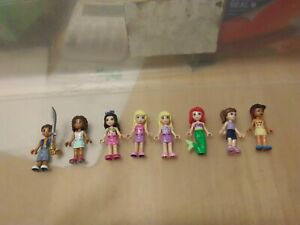 Lego friends mini figures lot#1
