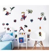 Marvel Spiderman wall stickers