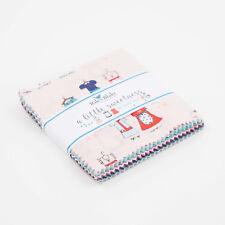 "A Little Sweetness 5"" Fabric Squares Charm Pk, Tasha Noel for Riley Blake, 42 pc"