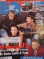 EQ Magazine DECEMBER 1993  U2  AKAI  ROLAND  music recording Vintage Issue RARE!
