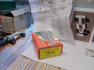tameo kit sc1/43 ags cosworth jh 23 brasile 1988