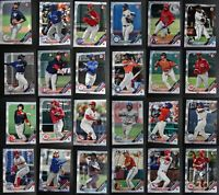 2019 Bowman Prospects Paper Base Baseball Cards Complete Your Set U Pick BP1-150