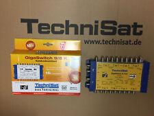 Technisat Gigaswitch 9/8 K, Kaskade, zur Erweiterung 9/8 G2  von Neu /OVP
