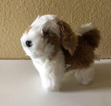 American Girl Doll KANANI Barksee Dog Brown White Puppy Retired