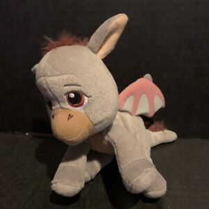 Shrek the Third Baby Dronkey Dragon Donkey Plush Stuffed Animal 2007 Dreamworks