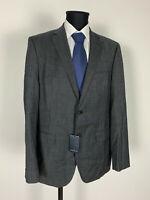Daniel Hechter Merino Sakko Jacket Gr.106 100% Schurwolle Jackett NEU + Etikett