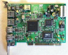 Ratoc REX-PCIFU1 Dual USB-Dual Firewire Card for early MAC's