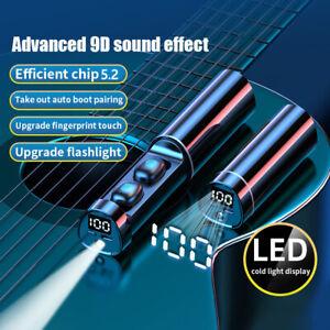 N21 TWS Bluetooth Earphones Wireless Headphones With Microphone Sports In-Ear
