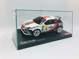 Kyosho MINI-Z Body FORD FOCUS WRC 2001 White MZC29W1