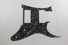 Black Pearl Pearloid Pickguard Fits Ibanez (tm) Universe UV UV777 7 String- HXH