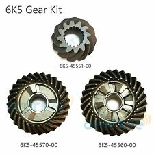 Gear Kit 6K5 For Yamaha Outboard Engine 60HP Parsun Forward Reverse Pinion