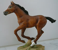 RAR, Kaiser Porzellan Fohlen, Wolfgang Gawantka, Galopp, Pferd, Horse, Porcelain