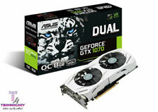 ASUS Dual GeForce GTX 1070 OC edition 8GB