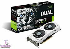 ASUS Dual GeForce GTX 1070 OC edition 8GB