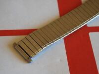 Vintage 22MM Speidel S.S. Men's Expansion Watch Band