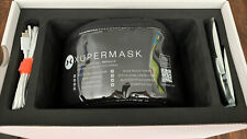 XuperMask Sold Out Rare White Genuine New In Box FaceMask by Will.i.am White S/M