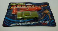 "Matchbox Superfast No 31 Lincoln Continental ""WIDE WHEELS"" Broomstick MIB V RARE"