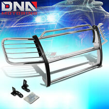 FOR 2002-2006 CHEVY AVALANCHE STAINLESS STEEL FRONT BUMPER GRILL GUARD PROTECTOR