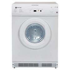 White 7Kg Electronic Sensing Freestanding Vented Tumble Dryer