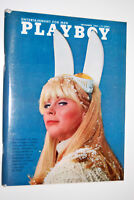 Playboy November 1966 Very Fine (7.5 - 9.0) Playmate Lisa Baker, Vargas