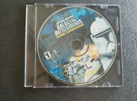Star Wars: Galactic Battlegrounds & Clone Campaigns Expansion Lot (PC, 2001)