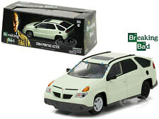 WALTER WHITE'S 2004 PONTIAC AZTEK BREAKING BAD TV SERIES 1/43 GREENLIGHT 86498