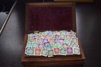 DDR Dienstmarken, 50 verschiedene Briefmarken aus MiNr. 1 - 41 o, gestempelt o