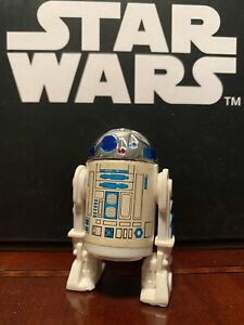 Vintage Star Wars First 12 Early Bird Dark Blue Dome R2-D2, great sticker