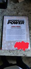 Nintendo Power Vol 285 Final Issue With Poster