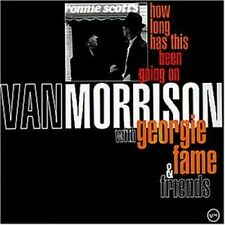 Van Morrison How long has this been going on (1995, & Georgie Fame & frie.. [CD]