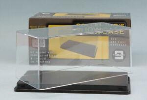 TECA BOX modellino auto Scala 1:43 modellismo statico diecast show case triple 9