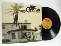 ERIC CLAPTON 461 ocean boulevard LP EX/EX 2479 118, vinyl, with inner, album, uk