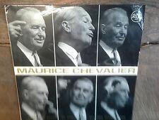 Maurice Chevalier Grand prix national du disque 1962 vinyle 33 tours RCA 530003