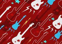 A1 Guitar Music Maxi Living Room Poster Art Print 60 x 90cm 180gsm Gift #13133