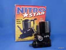 (HPI 1610)Nitro Star 15SC Engine *NO PULL-START* Nitro RS4 Rally Super Nitro